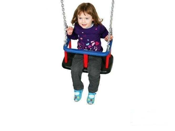 Baby swing seat commercial