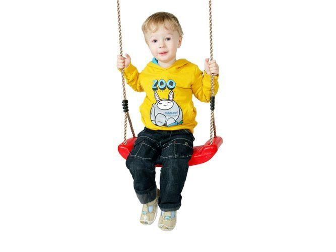 Childrens swing seat