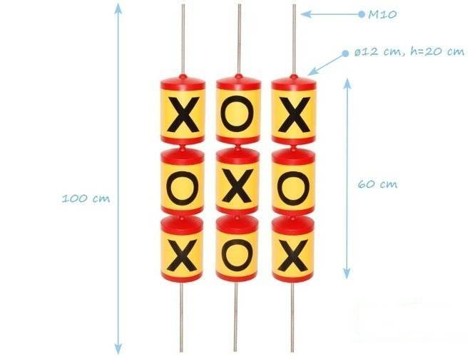 OXO spinners