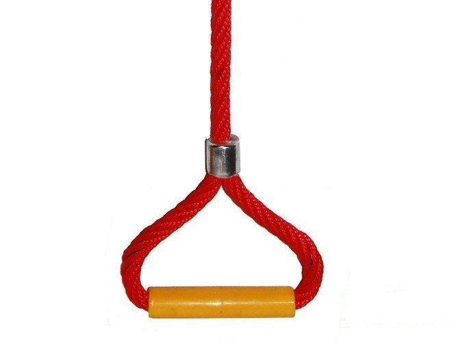 Palstic gymrings from armed rope -150 cm