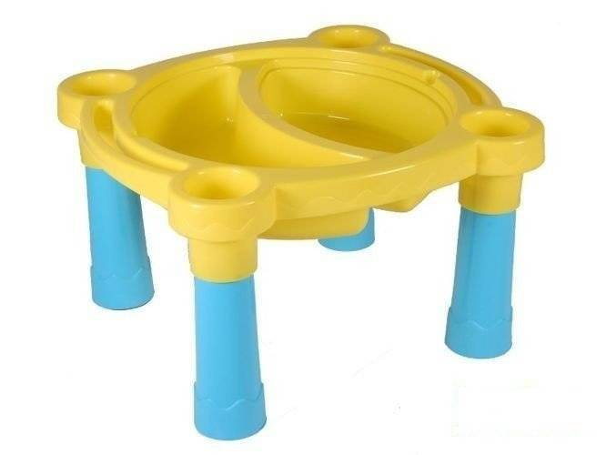 "Plastic table ""Sand-water"""
