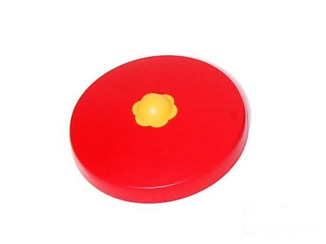 Round beam plastic cover Ø80 mm