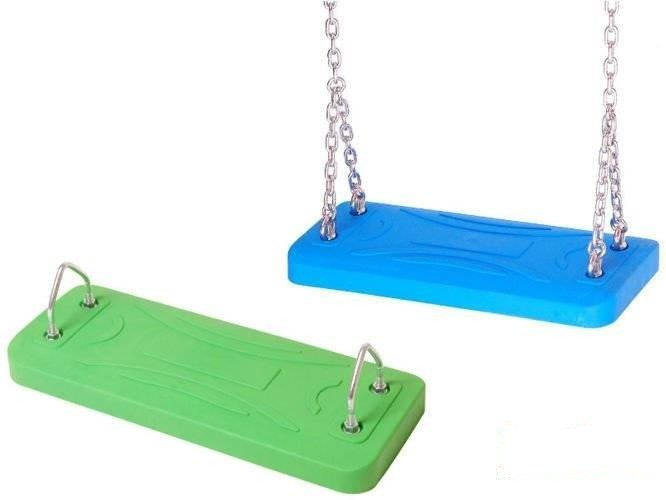 Rubber swing seat LUX for commercial
