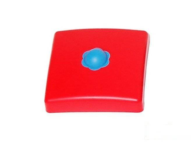 Square beam plastic cover 90x90 mm